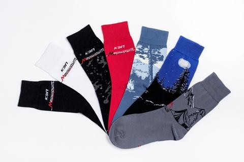 Набор из 7 пар носков в подарочной упаковке