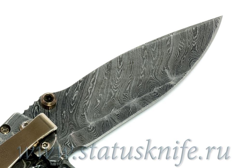 Нож DRESS TRIGGER TORPEDO Кастом ONE-OFF - фотография