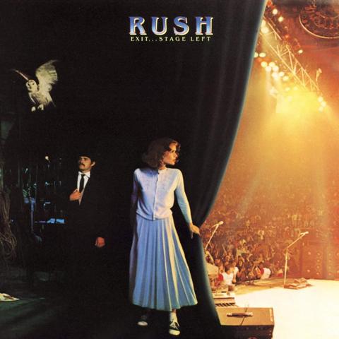 Rush / Exit... Stage Left (2LP)