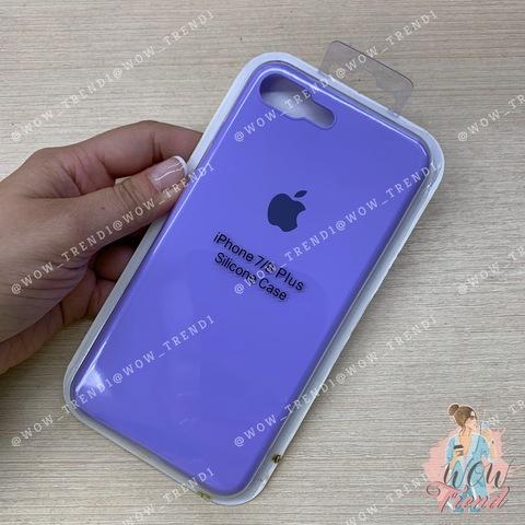 Чехол iPhone 7/8 Plus Silicone Slim Case /glycine/