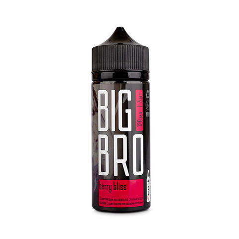 Жидкость Big Bro 120 мл Berry Bliss