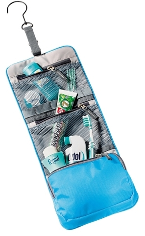 Картинка несессер Deuter Wash Bag I midnight-turquoise - 2