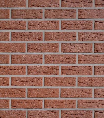 Roben - Vogtland, rot, NF14, 240x14x71 - Клинкерная плитка для фасада и внутренней отделки