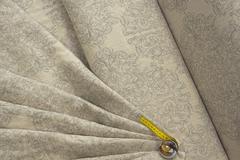 Применима для пошива льняных штор льняных .