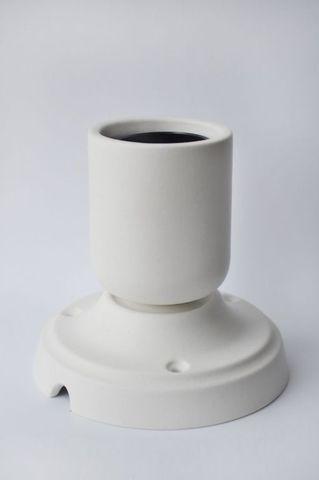 Спот керамический белый матовый S1 White Mat