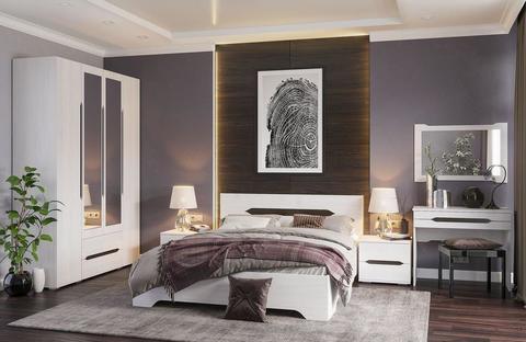 Спальный гарнитур Валенсия, набор 3