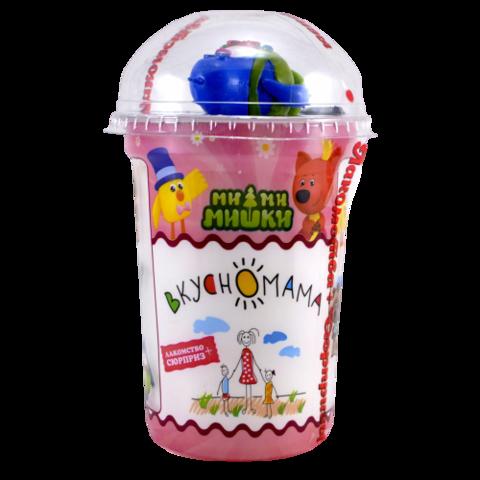 """Сахарная вата """"Мимимишки"""" с игрушкой Вкусномама, 30г"""