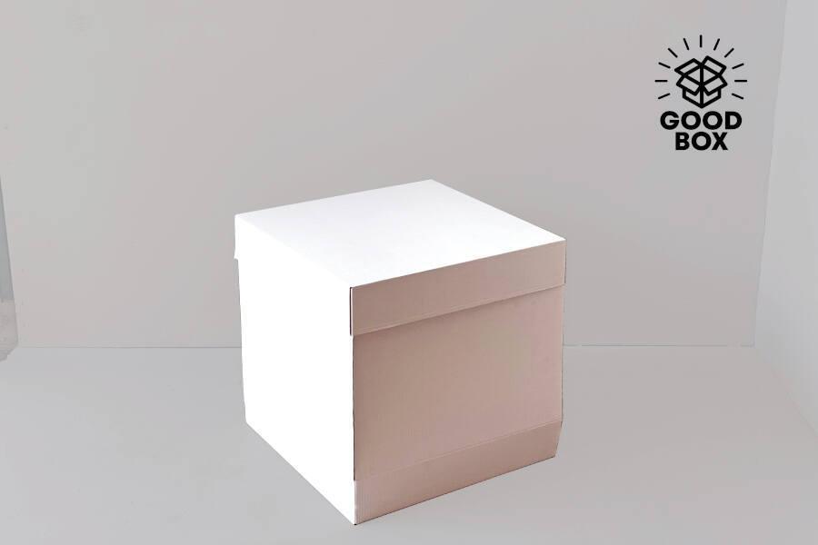 Подарочная коробка для шаров купить недорого в Алматы