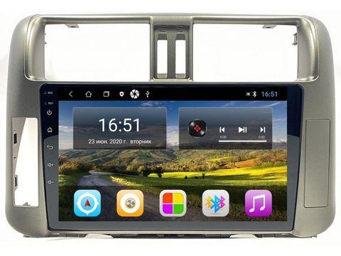Магнитола Toyota Prado 150 (2010-2013) Android 11 2/16GB модель CB-3010T3L