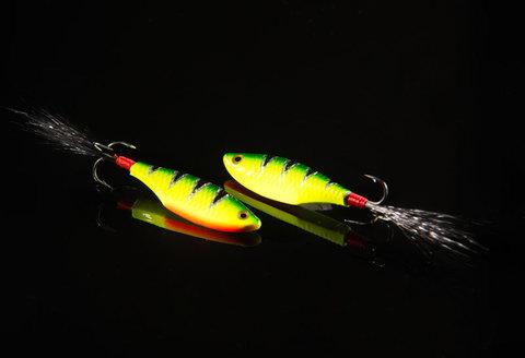 Бокоплав ручной работы Fire Fish Swift цвет 011