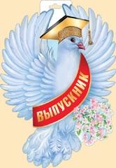 Плакат Без надписи (Голубь)