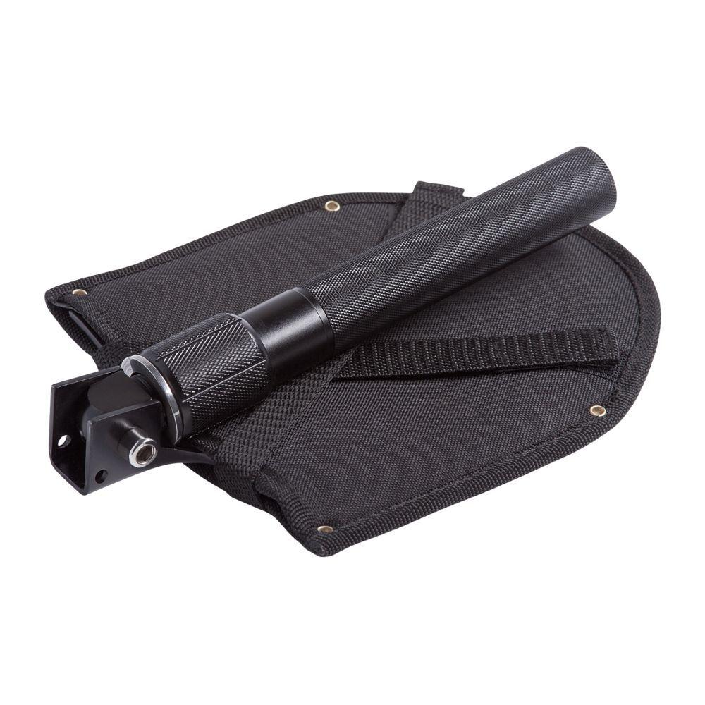 Ultimat Multi-functional Shovel, black