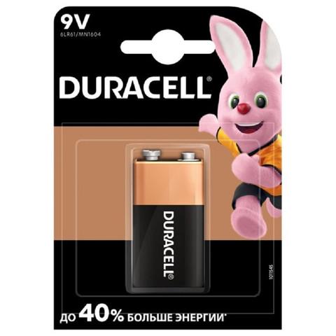 Батарейка Duracell Крона 6LR61