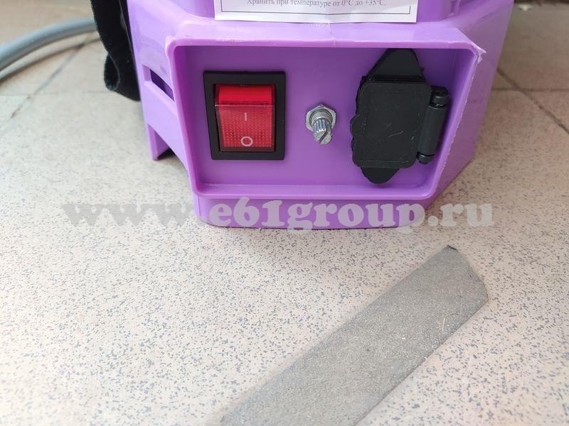 3 Опрыскиватель аккумуляторный Comfort ЭОЭ-12л с регулятором мощности