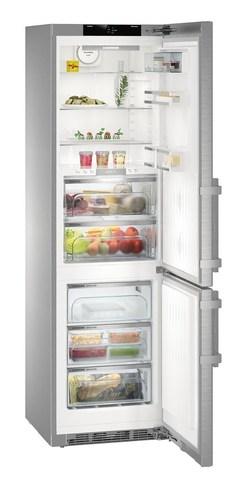 Двухкамерный холодильник Liebherr CBNes 4875