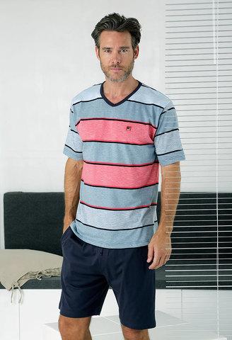 Пижама мужская с шортами Massana MP_211302