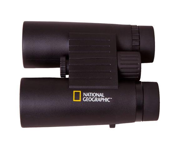 Обрезиненный корпус Bresser National Geographic 8x 42 WP