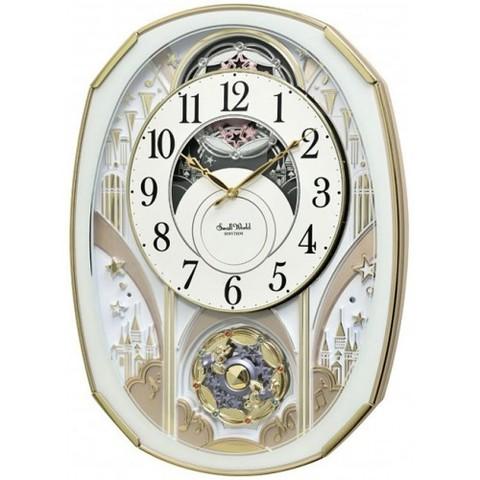 Настенные часы Rhythm 4MH430WR03