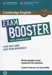 Cambridge English Exam Booster for Key and Key ...