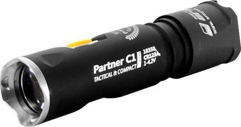 Фонарь тактический  Armytek Partner C1 Pro v3 / XP-L Теплый