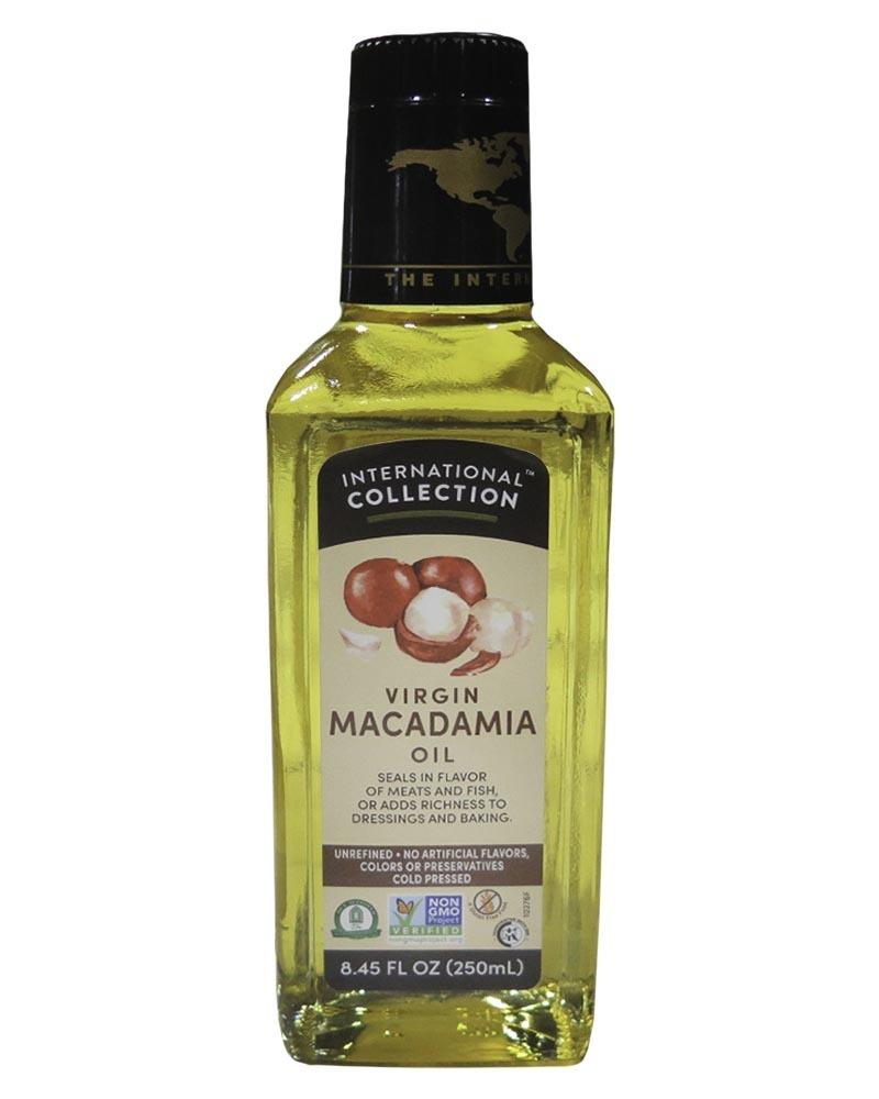 Масло ореха Макадамия International Collection 250мл