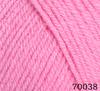Пряжа Himalaya Everyday 70038 (розовый)