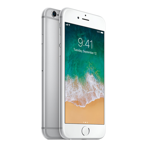 Apple iPhone 6s 32GB Silver - Серебристый без функции Touch ID