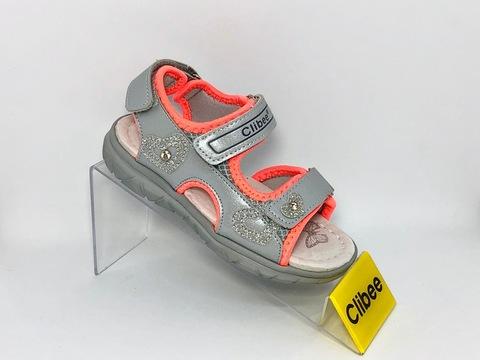 Clibee Z512 Gray/Red 26-31