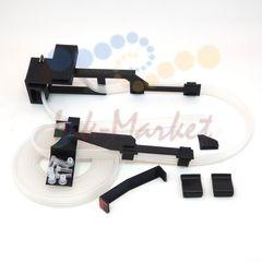 СНПЧ HP T520 (#711) для HP Designjet T120, T520. С чипами и демпферами. Усовершенствованное крепление для моделей - 914 мм / 36