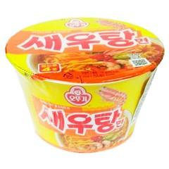 Лапша б/п Оттоги Сеутанг со вкусом креветок 110 гр