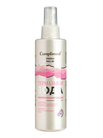 Compliment Минерализующая термальная вода для лица