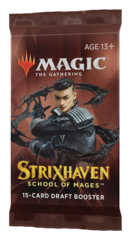 Бустер «Strixhaven: School of Mages» (на английском)
