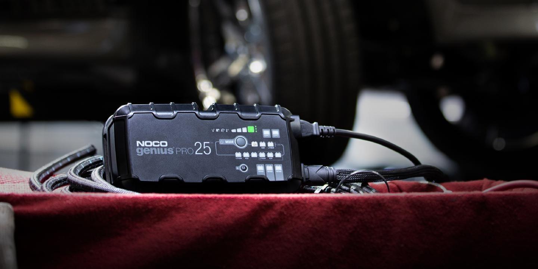 Зарядное устройство NOCO Genius PRO25