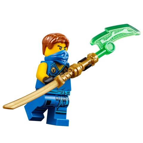 LEGO Ninjago: Летающий робот Джея 70754 — ElectroMech — Лего Ниндзяго