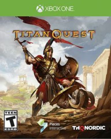 Titan Quest (Xbox One/Series X, русская версия)