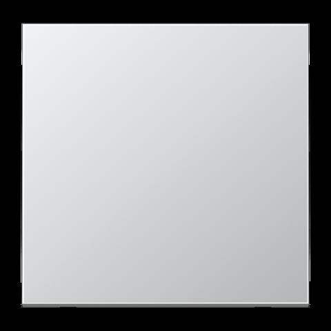 Выключатель одноклавишный. 10 A / 250 B ~. Цвет Алюминий. JUNG LS. 501U+AL2990