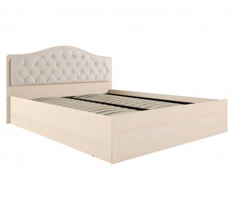 Кровать Дели с под./мех. карамель