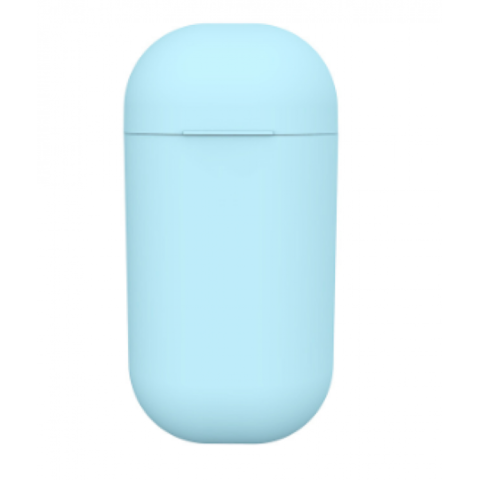 Беспроводная мини-гарнитура (один наушник) InPods 12 mini (голубые)