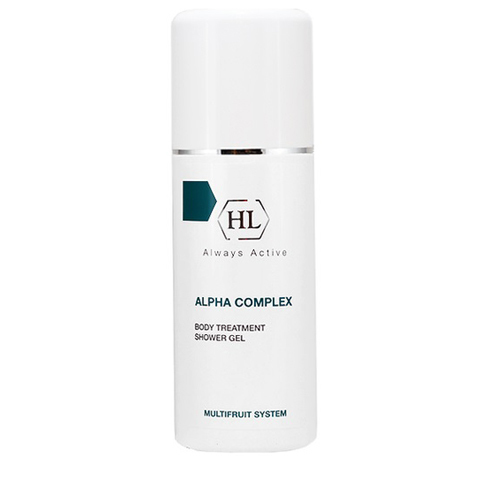 Holy Land Alpha Complex: Гель для душа (Shower Gel), 250мл
