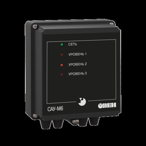 Сигнализатор уровня жидкости САУ-М6 Овен