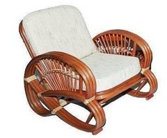Кресло из натурального ротанга Vinotti Калимантан