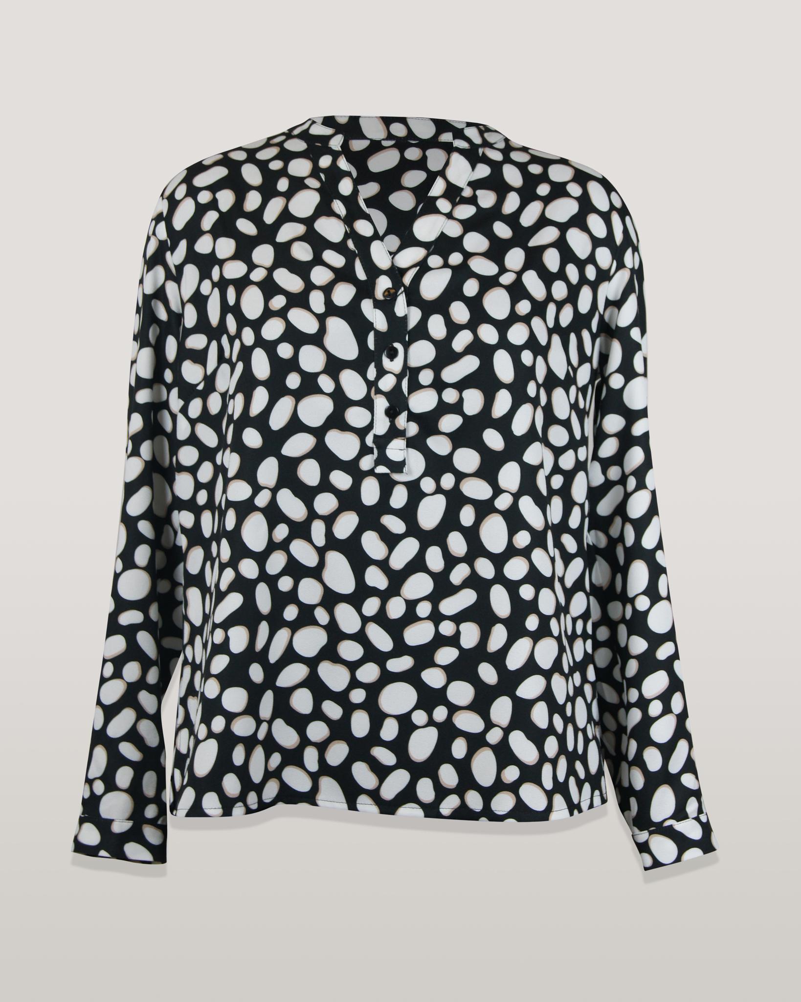 Блузка Fart 7824 камешки