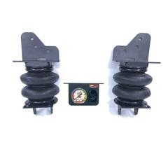 Усиленная пневмоподвеска Mercedes Atego, передняя ось + система управления 1 контур