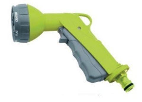Душ-пистолет регулятором напора с внутренним рычагом LYM7219 LISTOK