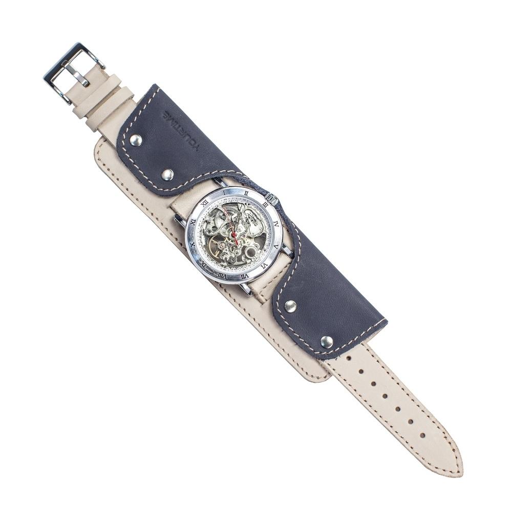 Часы скелетоны механические Martini 2.0 YOURTIME