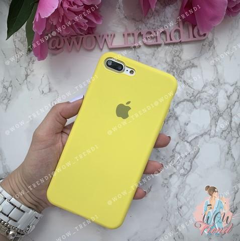 Чехол iPhone 7/8 Plus Silicone Slim Case /flash/