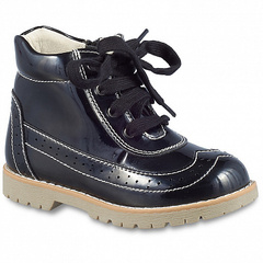 Детские ортопедические ботинки (утепленные) ORTMANN Austin / Модель 2016 года