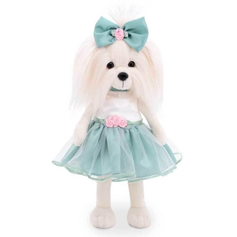 Собачка LUCKY MIMI Розовый бутон (Orange Toys) на каркасе