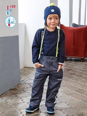 Утепленные брюки детские