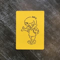 Ученик №4 Мальчик с портфелем